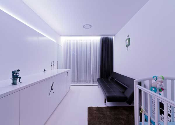 Le penthouse AC 26