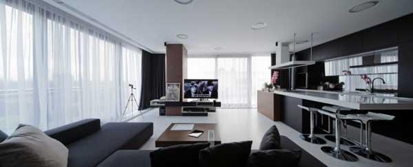 Le penthouse AC 3