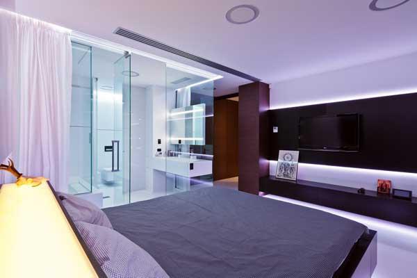 Le penthouse AC 31