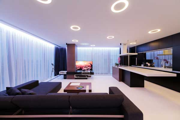 Le penthouse AC 7
