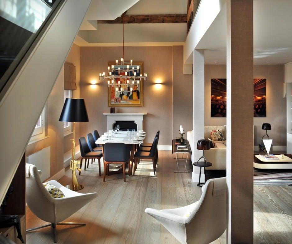 Le penthouse St Pancras 4