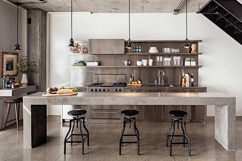 Petit loft: le style selon JHL design