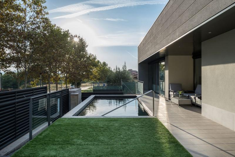 Espagne la superbe r sidence priv e house in rub - Superbe residence privee house in rubi en espagne ...