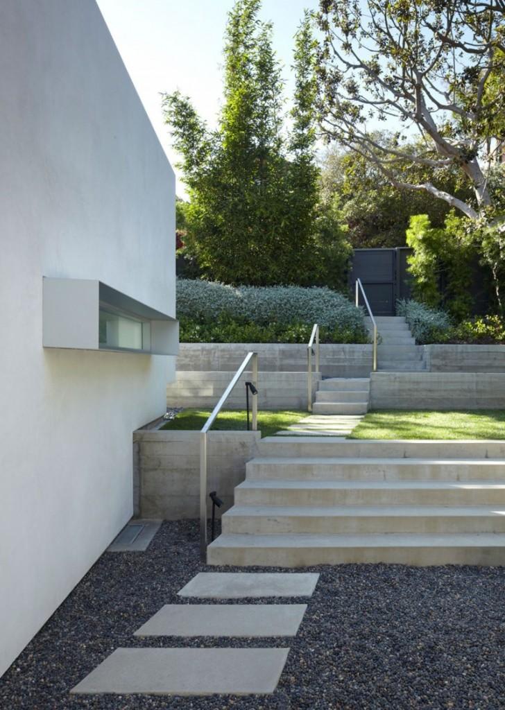 La résidence Santa Monica Canyon 1