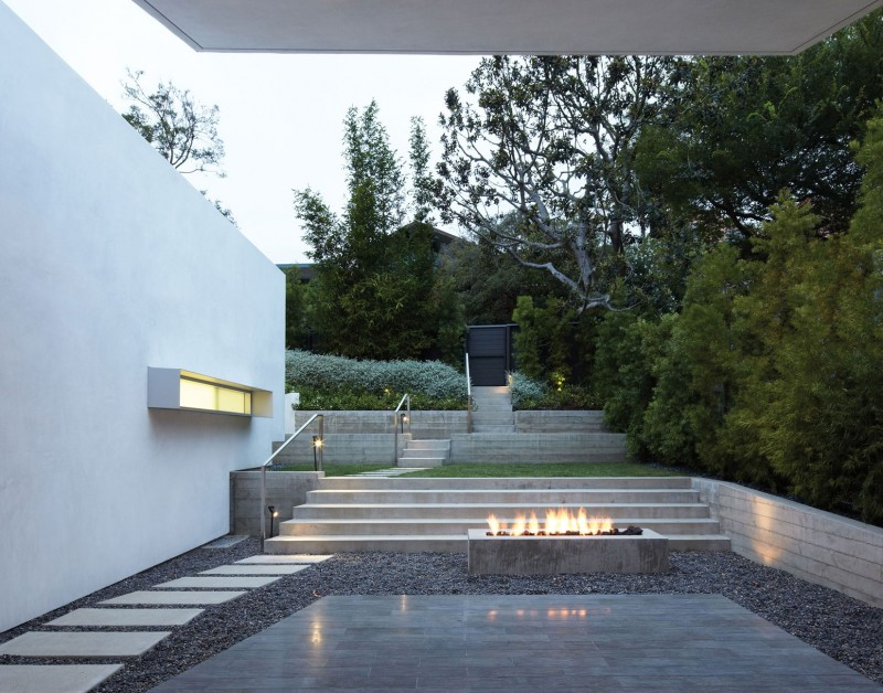 La résidence Santa Monica Canyon 2