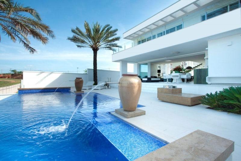 La sublimissime Residencia NJ avec piscine à São Paulo