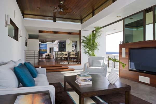 Magnifique villa de plage par Steve Lazar 16