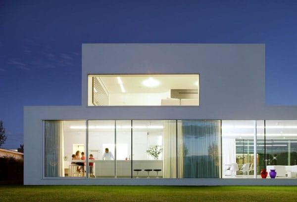 Belgique La Villa Moderne Vh En T Moderne House 1001