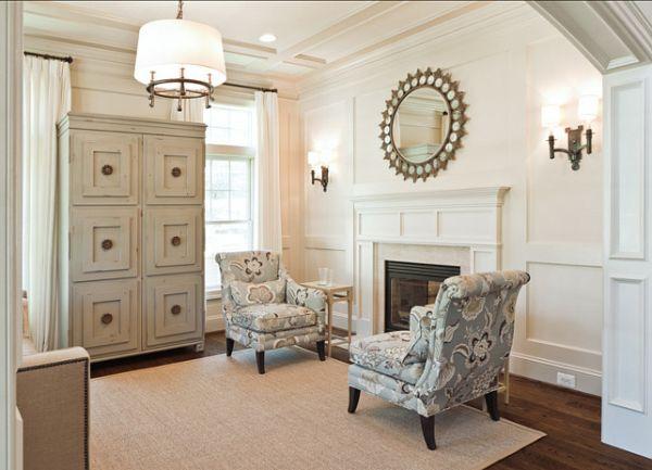 Le blanc la nouvelle couleur pour votre salon 7