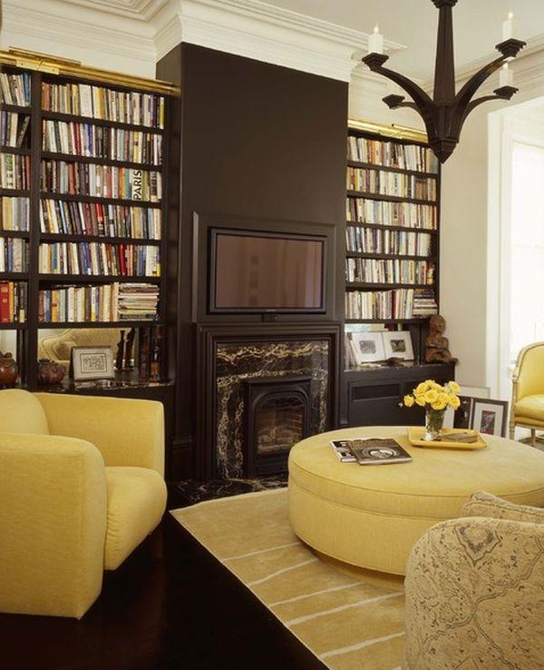 Six manières créatives de décorer votre salon multi-niveaux 2