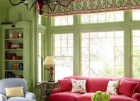 15 idées de salons verts 5