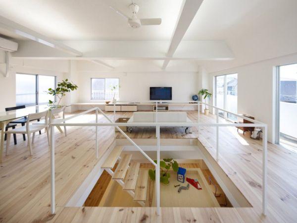 Grands salons 15 designs originaux et captivants - Magnifique residence hunters hill en australie ...