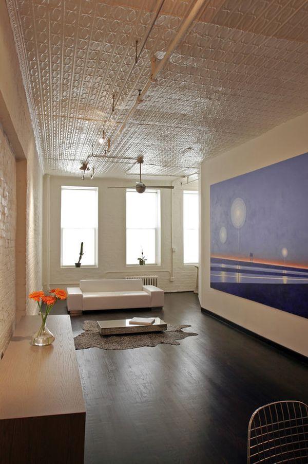 Grand salon confortable 6