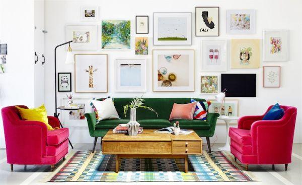 Mélanger des éléments décoratifs sophistiqués à d'autres bon marché 6