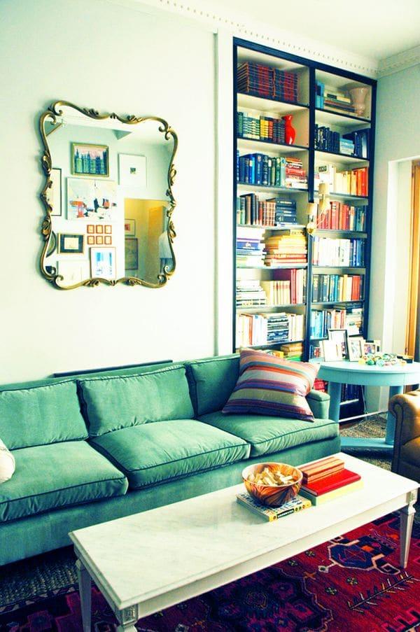 Un salon design et pas cher c 39 est possible - Loft au design contemporain chisinau en moldavie ...