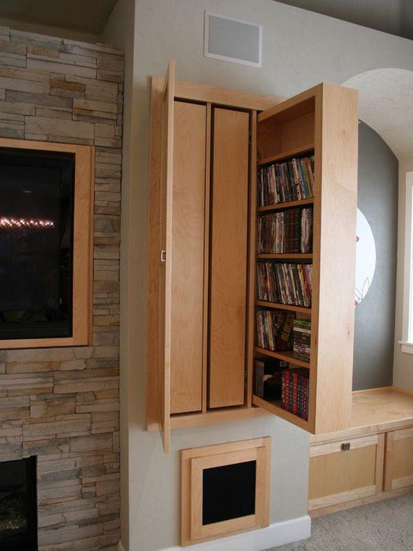 30 id es d 39 am nagement de buanderie moderne house 1001 photos inspirations maison et jardin - Espaces rangements astucieux salon ...