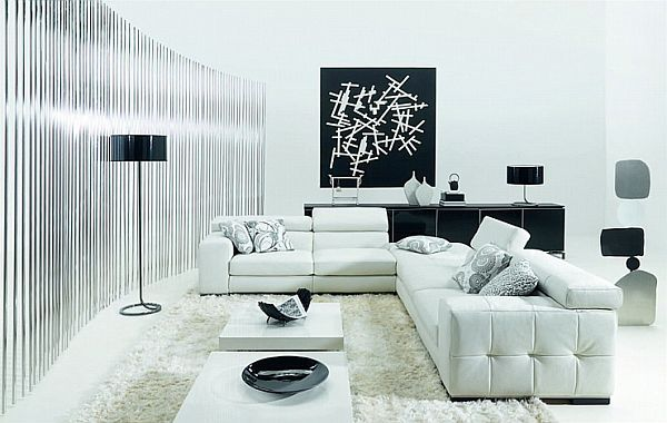 Awesome Salon Moderne Blanc Images - Lalawgroup.Us - Lalawgroup.Us