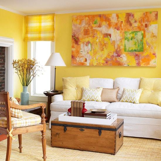 Salons jaunes 6