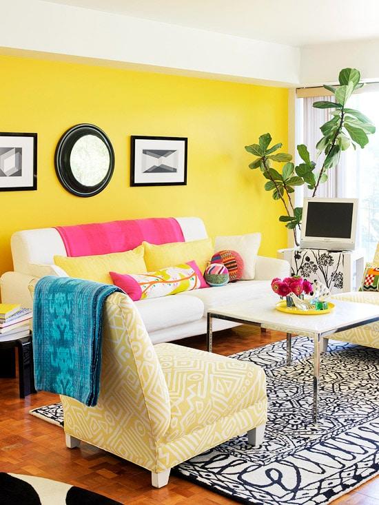 Salons jaunes 7