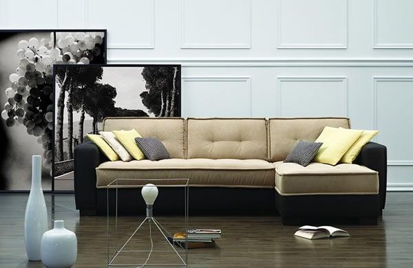 Le canapé lit Ritmo de chez Parra 1