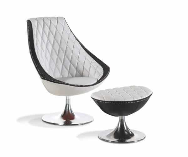 La chaise futuriste Vela - Formenti 2
