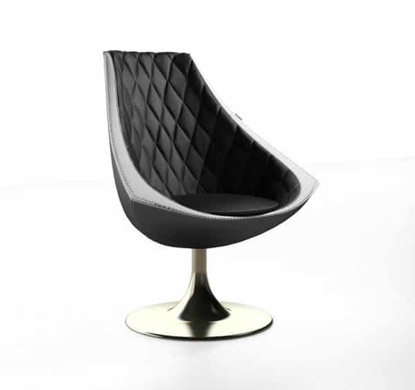 La chaise futuriste Vela - Formenti 3