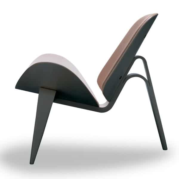 Chaise Minimaliste Shell 3