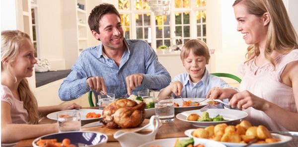 Equilibre familiale a la maison