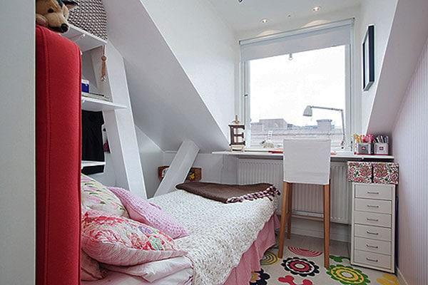 Petite chambre design - 13