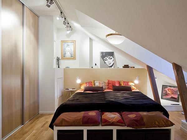 Petite chambre design - 16
