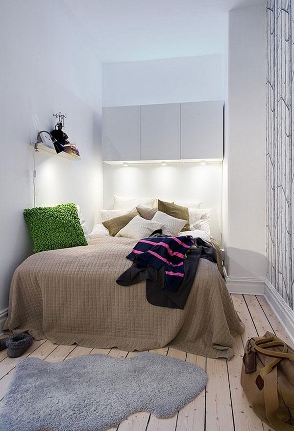 Petite chambre design - 19