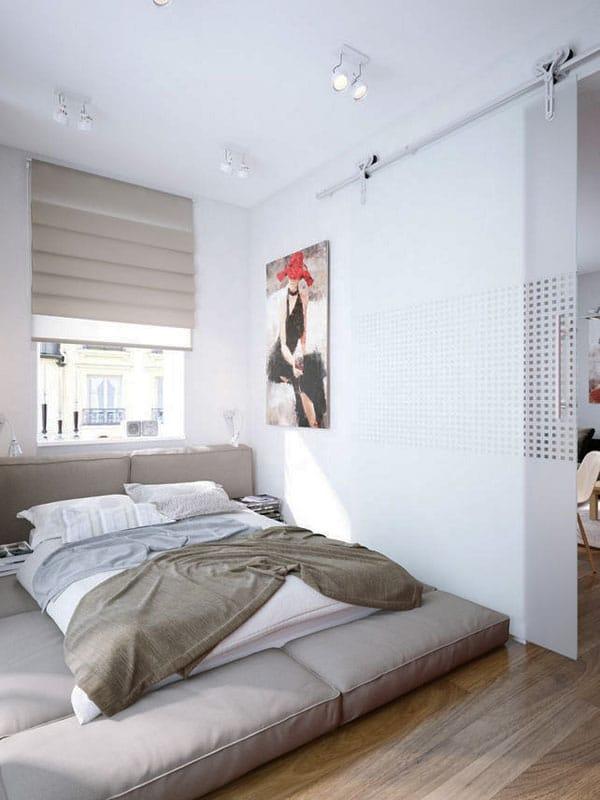 Petite chambre design - 20