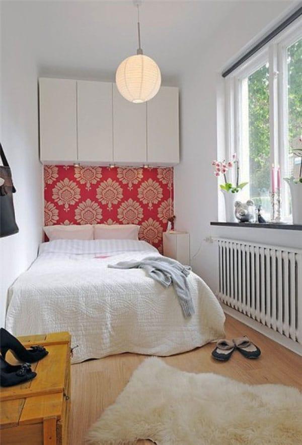 Petite chambre design - 24