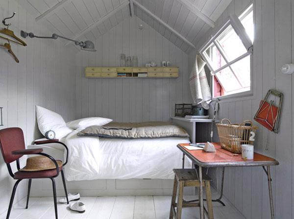 Petite chambre design - 7