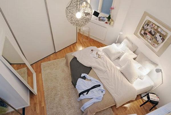 Petite chambre design - 9