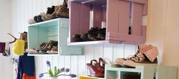 Comment cr er un style minimaliste dans une maison - Caisse de rangement pas cher ...