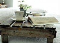 15 id es pour transformer des palettes en meuble design - Idees transformer palettes en meuble design ...