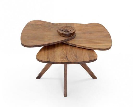 Table Modern Petal 2