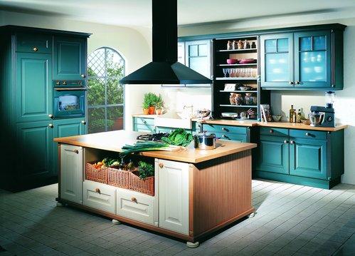 Système de ventilation dans la cuisine