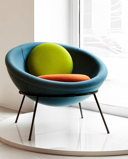 Chaise Bowl 2 par Arper