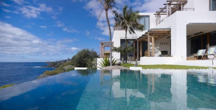 La villa avec piscine Coogee en Australie