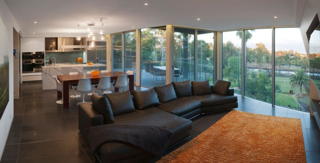 La villa maribyrnong par grant maggs architects moderne house 1001 photos inspirations - Maison rustique luxe montecito grant ...