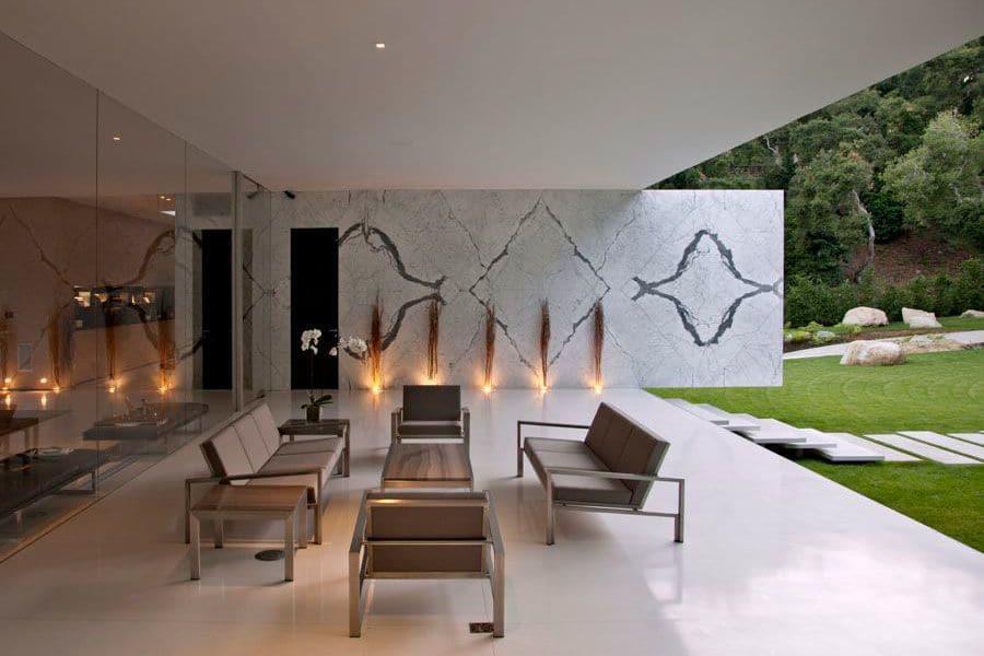 Une maison ultra moderne le pavillon de verre par steve - La maison ah au bresil par le studio guilherme torres ...