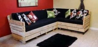 Canap En Palettes Moderne House