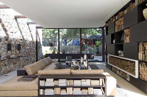 Le top des appartements modernes et loft de r ve - Maison contemporaine exotique fernanda marques ...