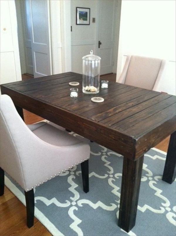 Table en palette 25 id es pour fabriquer votre table - Ne jetez plus vos clic clacs changez leurs housses ...