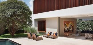 Villa AH au Brésil avec piscine