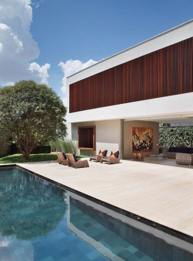 Br sil la maison ah par le studio guilherme torres - La maison ah au bresil par le studio guilherme torres ...