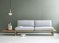 Canapé minimaliste plank par dk3