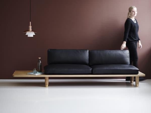 La canap plank par dk3 - Maison mirante do horto par flavio castro ...